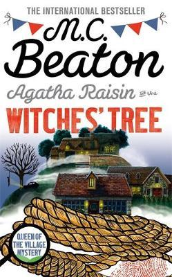 Agatha Raisin and the Witches' Tree by M.C. Beaton image
