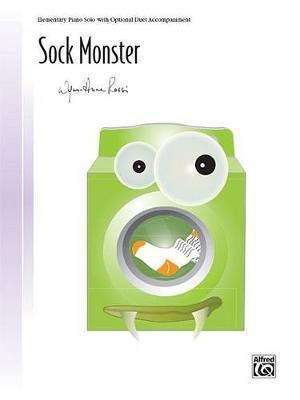 Sock Monster by Wynn-Anne Rossi