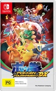Pokken Tournament DX for Nintendo Switch