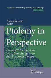 Ptolemy in Perspective