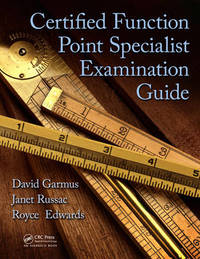 Certified Function Point Specialist Examination Guide by David Garmus image