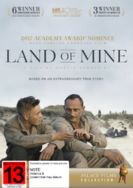 Land of Mine on DVD image