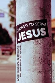 Trained to Serve Jesus by David Trotter image