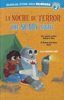 La Noche de Terror/The Scary Night by Anastasia Suen image