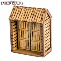 Fabled Realms: Palisade - Fort Gate