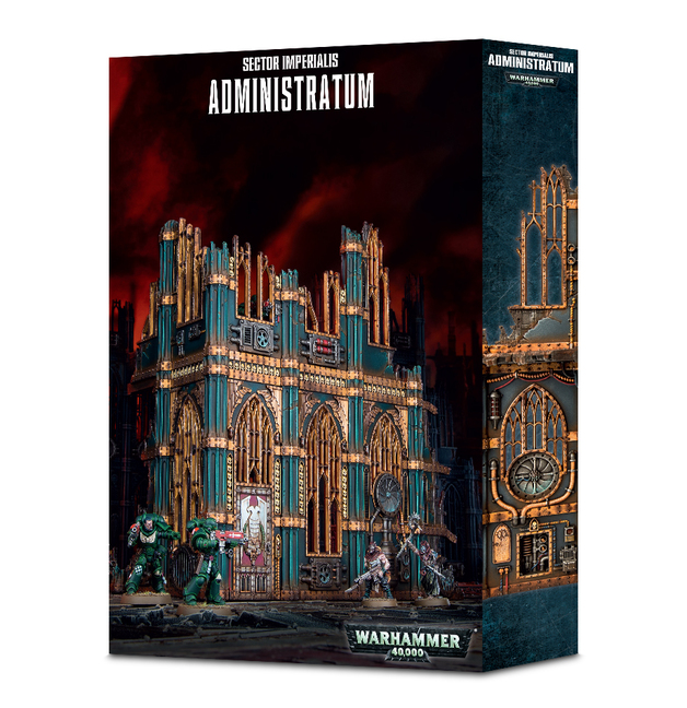 Warhammer 40,000: Sector Imperialis - Administratum