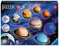Ravensburger : Solar System 8 Planets 3D Puz 522pc