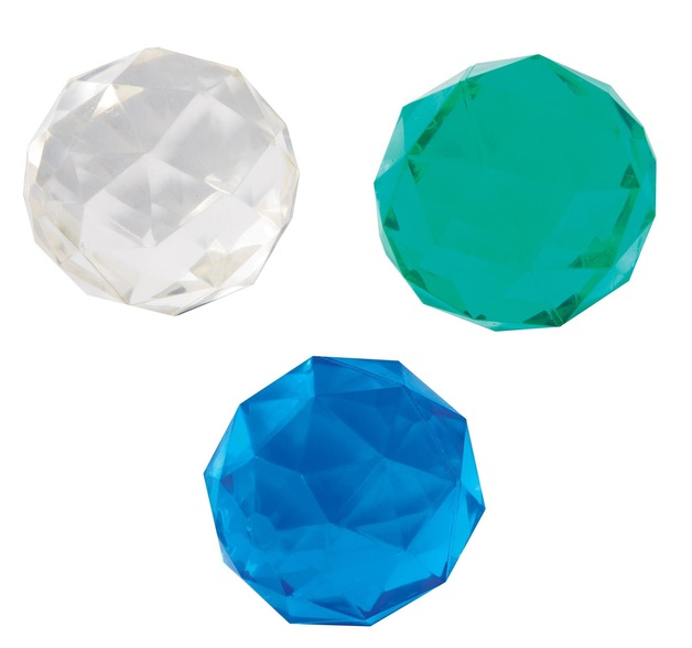 IS Gifts: Gemstone Balls - Set of 3