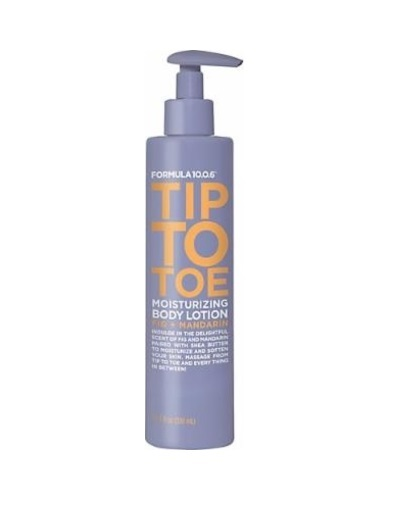 Formula 10.0.6 - Tip To Toe Body Lotion