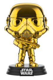 Star Wars - Stormtrooper (Gold Chrome) Pop! Vinyl Figure