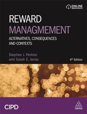Reward Management   Stephen J  Perkins Book   Pre-Order Now