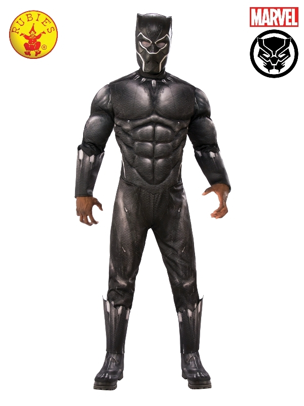 Rubie's: Black Panther Deluxe Costume (Standard)