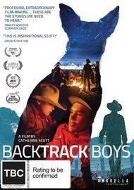 Backtrack Boys on DVD