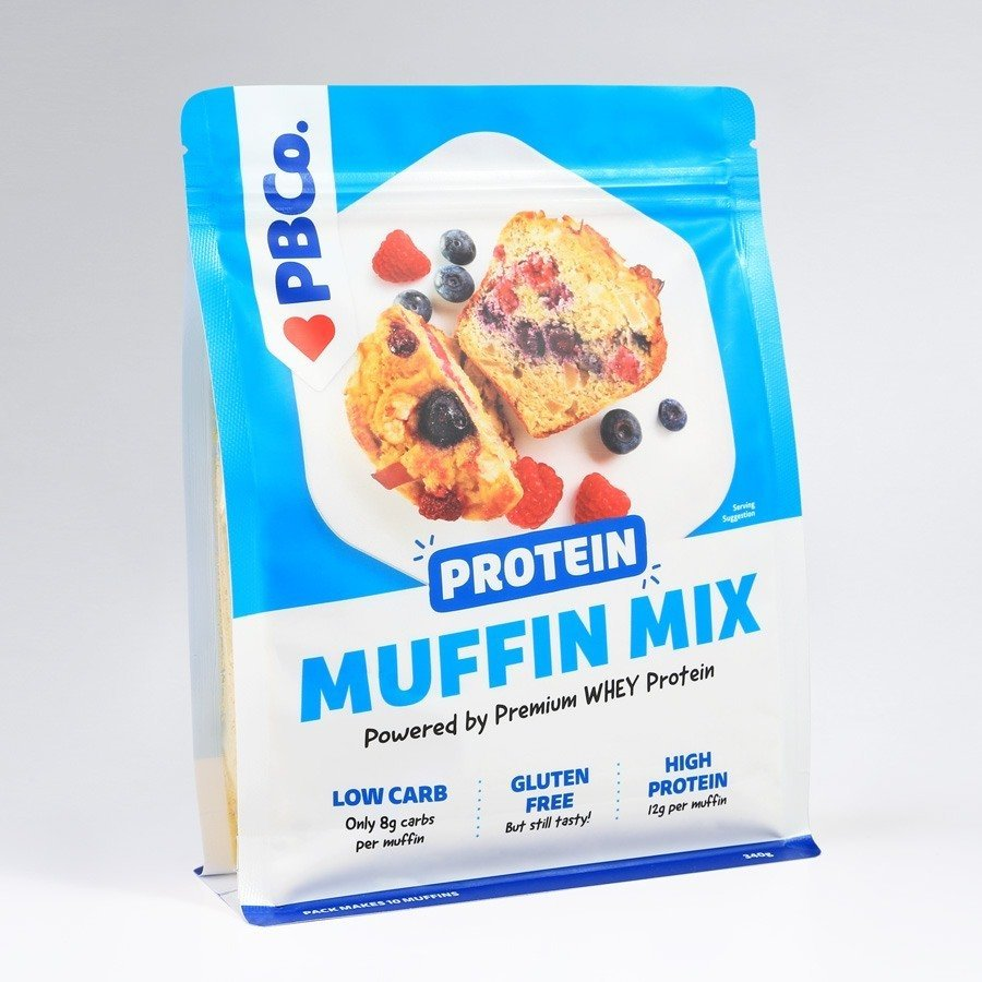 PBCo. Protein Muffin Mix (340g) image