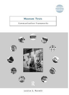 Museum Texts by Louise Ravelli image
