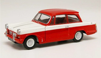 Airfix Triumph Herald Starter Set 1/32 Model Kit image