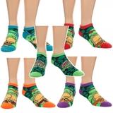 Teenage Mutant Ninja Turtle Character Ankle Socks Pack