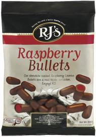 RJ's Raspberry Bullets (220g)