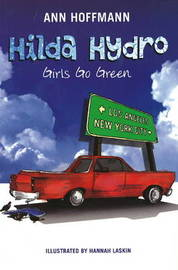 Hilda Hydro: Girls Go Green by Ann Hoffmann image