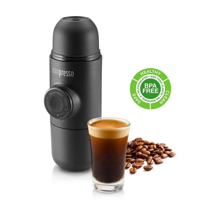 Minipresso GR - Portable Espresso Maker image