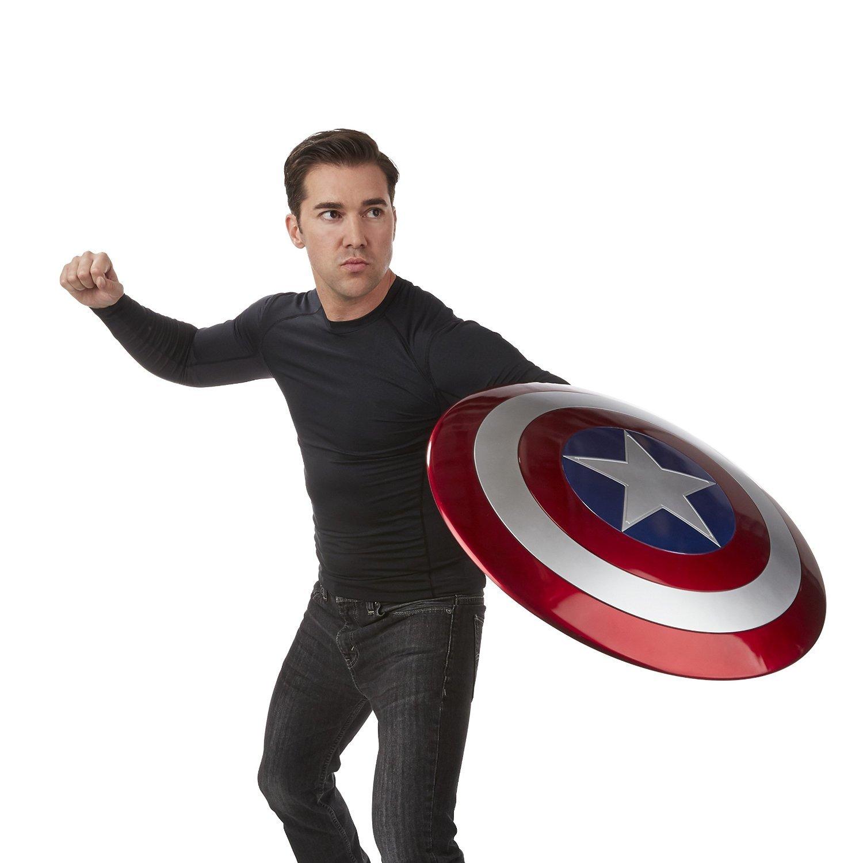 Marvel Legends: Captain America - Shield Prop Replica image