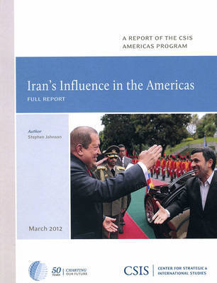 Iran's Influence in the Americas by Stephen Johnson image