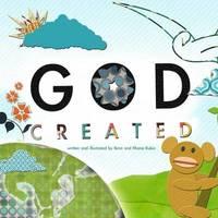 God Created by Rhona Rubio