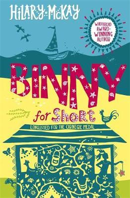 Binny for Short by Hilary McKay image