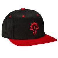 World of Warcraft Legendary Horde Premium Snap Back Hat (One Size)