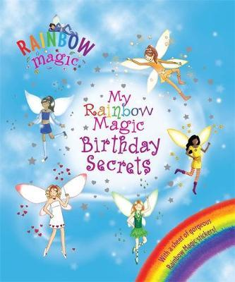 My Rainbow Magic Birthday Book (with stickers) by Daisy Meadows