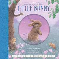 Time to Go Home Little Bunny by Emily Hawkins image