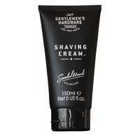 Gentlemen's Hardware Shaving Cream 150ml