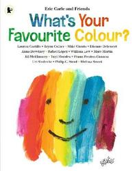 What's Your Favourite Colour? by Eric Carle image