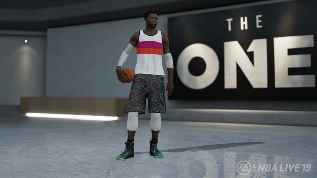 NBA Live 19 for PS4