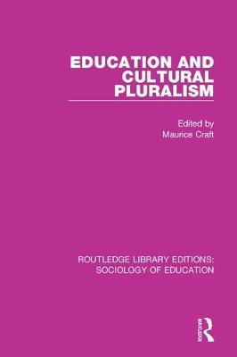 Education and Cultural Pluralism