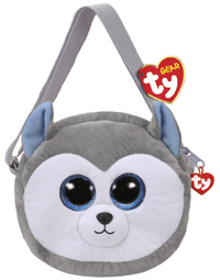 Ty Gear: Slush Wolf - Plush Purse