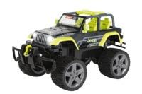 Carrera: Jeep Wrangler Rubicon Green - 1:16 Scale RC Car