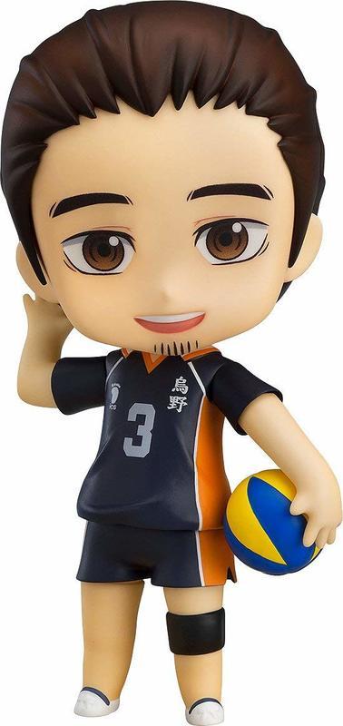 Haikyu!! Asahi Azumane - Nendoroid Figure