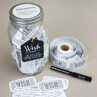 Wish Jar - Engagement