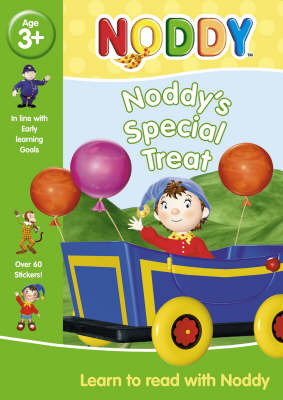 Noddy's Special Treat by Enid Blyton image