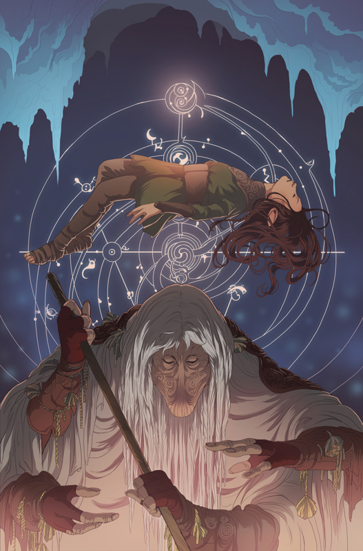 Dark Crystal: Age Of Resistance - #3 (Cover A) by Nicole Andelfinger