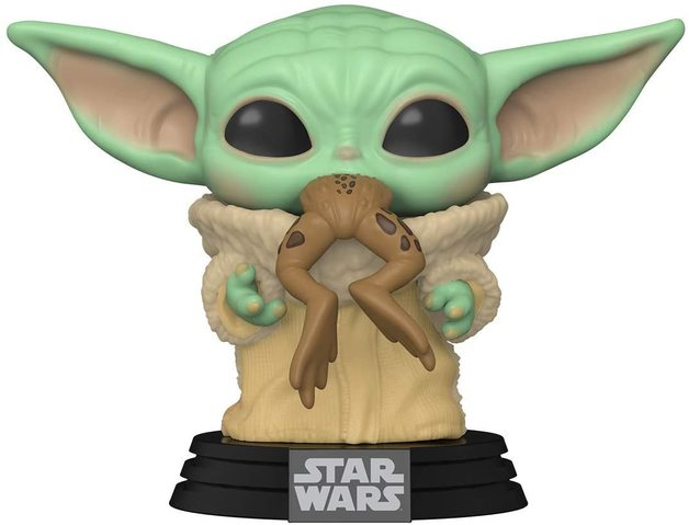 Star Wars: The Mandalorian - The Child (with Frog) Pop! Vinyl Figure