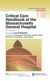 Critical Care Handbook of the Massachussetts General Hospital image