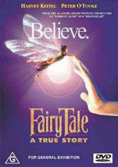 Fairy Tale - A True Story on DVD