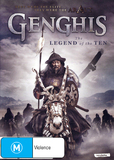 Genghis: The Legend of the Ten on DVD