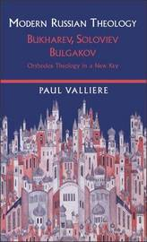 Modern Russian Theology by Paul Valliere image