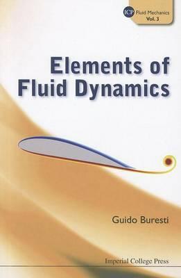 Elements Of Fluid Dynamics | Guido Buresti Book | In-Stock - Buy Now