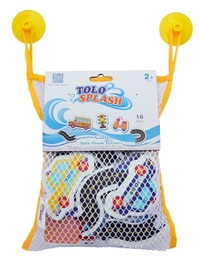 Tolo Toys: City Bath Sticker Set