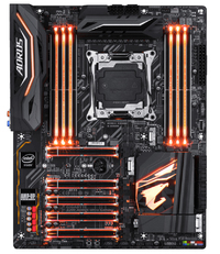 Gigabyte AORUS GA-X299 Ultra Gaming Motherboard