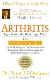 Arthritis by Peter D'Adamo image